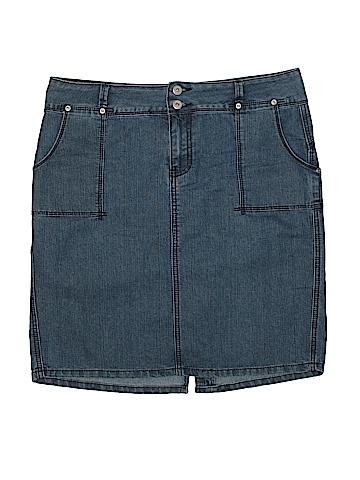 Willi Smith Denim Skirt Size 10