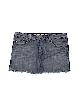 Juicy Couture Denim Skirt 30 Waist