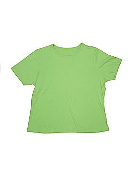 Carole Little Short Sleeve T-Shirt Size 1X (Plus)