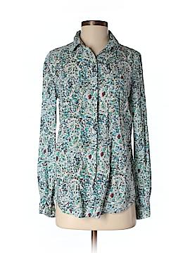 Antik Batik Long Sleeve Button-Down Shirt Size S