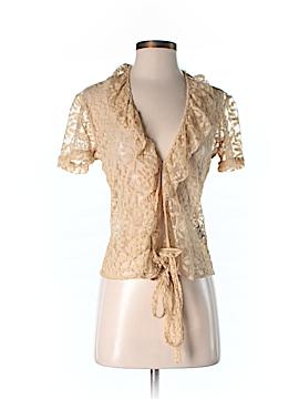 Ralph Lauren Short Sleeve Blouse Size 4