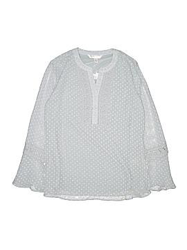 Krazy Kat Long Sleeve Blouse Size S