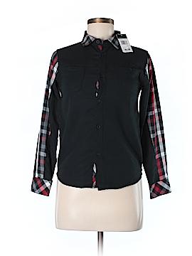 Sean John Long Sleeve Button-Down Shirt Size M