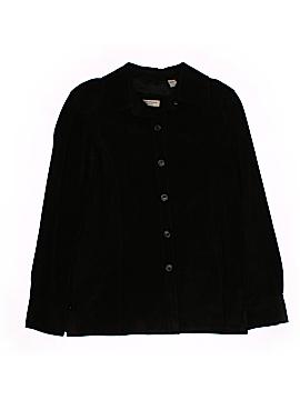 Valerie Stevens Leather Jacket Size L