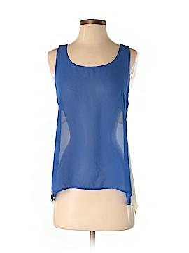 E&M Collection Sleeveless Blouse Size S