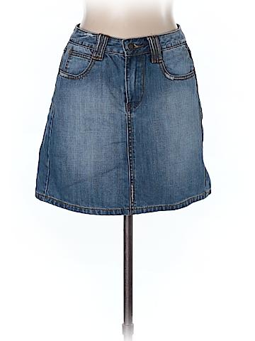 STETSON Denim Skirt Size 6