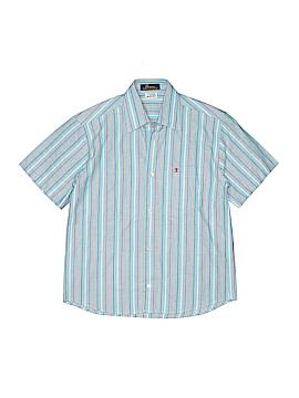 Pineiro Young Collection Short Sleeve Button-Down Shirt Size 128 cm