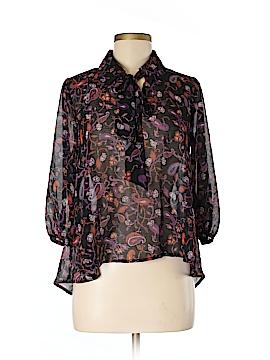 Boutique XXI 3/4 Sleeve Blouse Size S