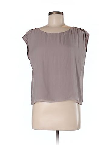 Alice + olivia Short Sleeve Blouse Size M