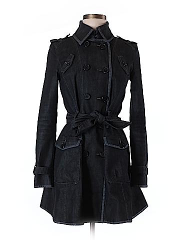 Armani Exchange Women Trenchcoat Size S