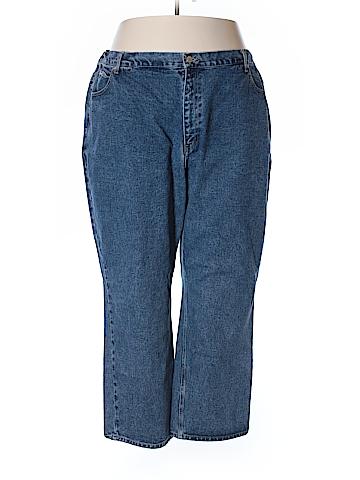St. John's Bay Jeans Size 26 (Plus)