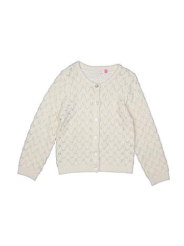Pink Chicken Wool Cardigan Size 7