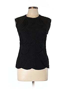 Robert Rodriguez Short Sleeve Silk Top Size 10