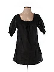 Lauren by Ralph Lauren Women Short Sleeve Blouse Size S (Petite)