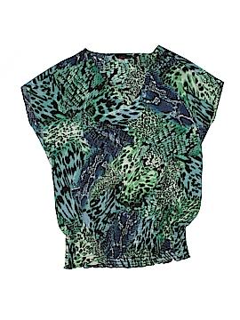 Sofia by Sofia Vergara Short Sleeve Blouse Size XS