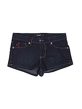 Fragile Denim Shorts Size 7