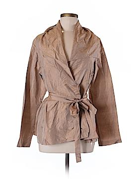 Silk Box Silk Cardigan Size 8