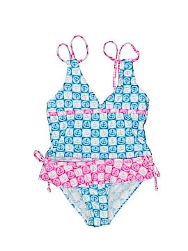 Castaways Two Piece Swimsuit Size 4