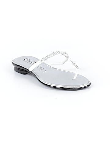 Italian Shoemakers Footwear Sandals Size 8 1/2