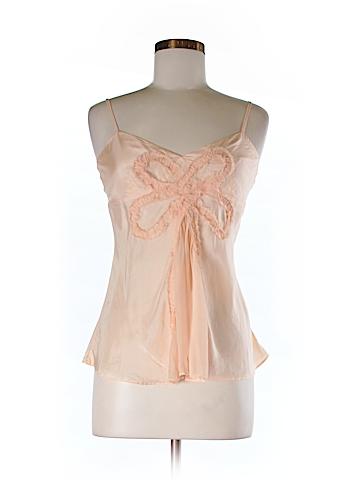 Tara Jarmon for Target Sleeveless Silk Top Size M