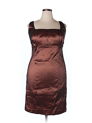 Calvin Klein Women Cocktail Dress Size 18 (Plus)