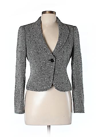 Armani Collezioni Women Wool Blazer Size 6