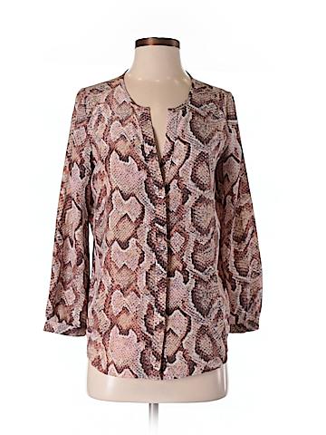 Joie 3/4 Sleeve Silk Top Size XS