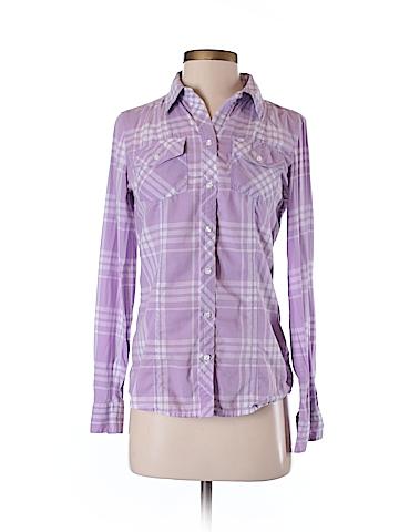 Banana Republic Long Sleeve Button-Down Shirt Size XS (Petite)