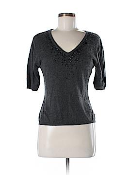 Karen Kane Silk Pullover Sweater Size M