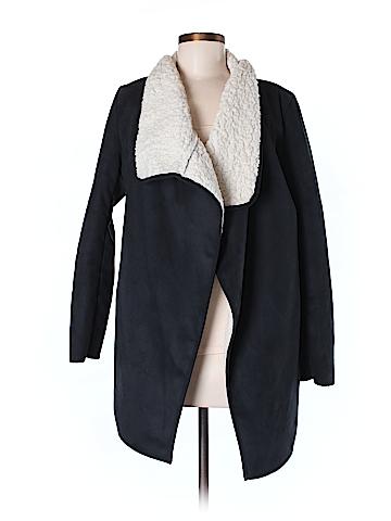 Mink Pink Faux Leather Jacket Size M