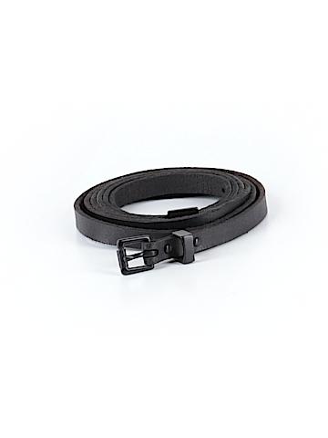 Thomas Sires Leather Belt One Size