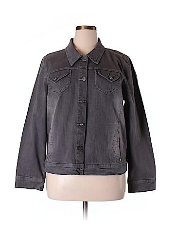 Gloria Vanderbilt  Jacket Size XL