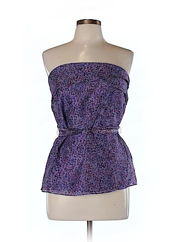 Ann Taylor Women Sleeveless Silk Top Size 6