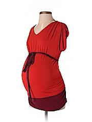 Liz Lange Maternity Short Sleeve Top Size XS (Maternity)