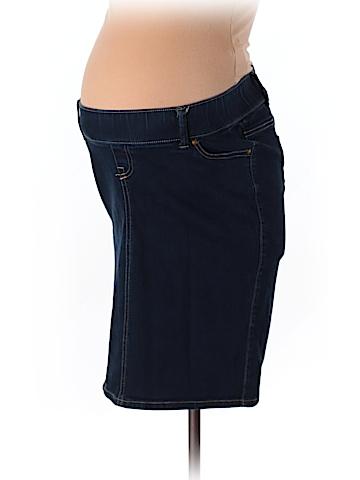 Old Navy - Maternity Denim Skirt Size XS (Maternity)