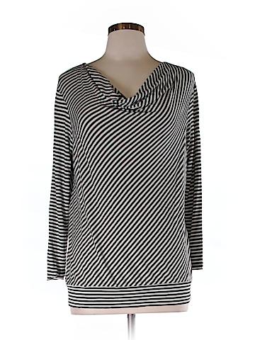 MICHAEL Michael Kors 3/4 Sleeve Blouse Size L