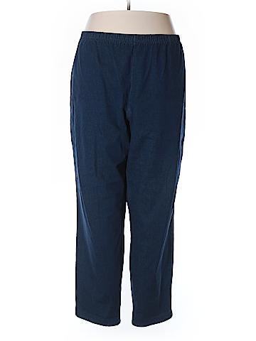 D&Co. Jeans Size 3X (Plus)