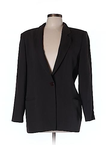 Giorgio Armani Wool Blazer Size 12