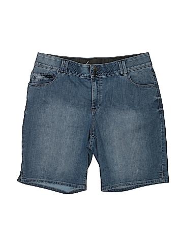 Lane Bryant Denim Shorts Size 18 Maternity (1) (Maternity)