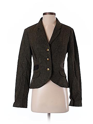 London Jean Wool Blazer Size 8