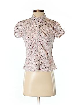 Campaigne Short Sleeve Button-Down Shirt Size S