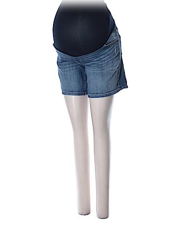 Liz Lange Maternity Denim Shorts Size XS (Maternity)