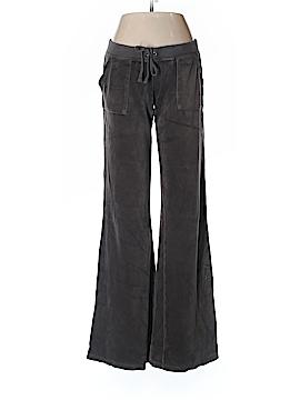 Juicy Couture Fleece Pants Size Sm Petite TALL (Petite)