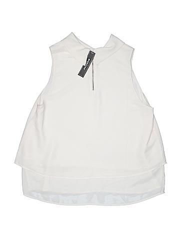Monteau Sleeveless Blouse Size XL