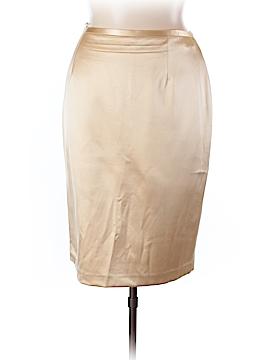 Kay Unger Silk Skirt Size 14