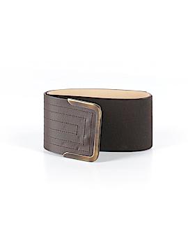 W by Worth Leather Belt Size XS