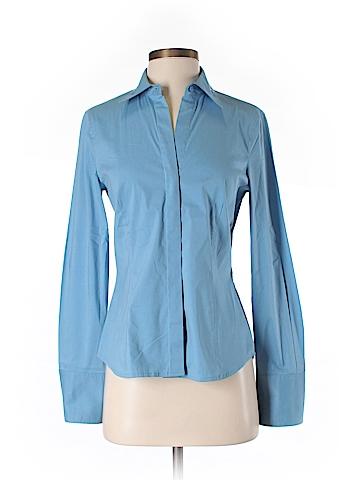 BCBGMAXAZRIA Long Sleeve Button-Down Shirt Size S