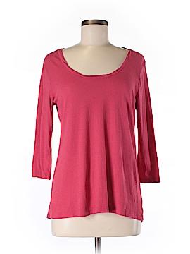 Cynthia Rowley TJX 3/4 Sleeve T-Shirt Size M