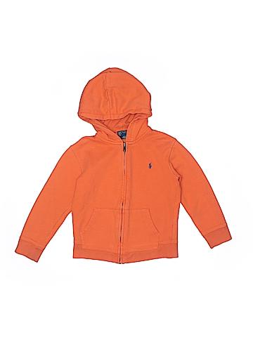 Polo by Ralph Lauren  Zip Up Hoodie Size 6