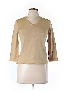 Spenser Jeremy Silk Pullover Sweater Size L
